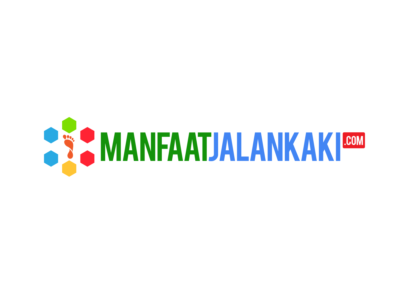 Logo ManfaatJalanKaki.com Desember 2019