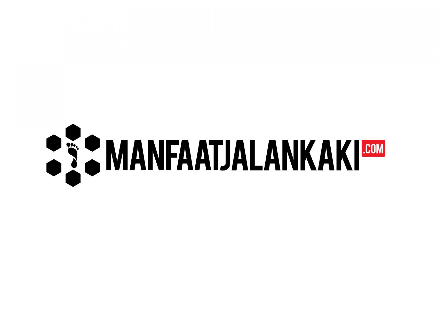 Logo-ManfaatJalanKaki-Black-Red