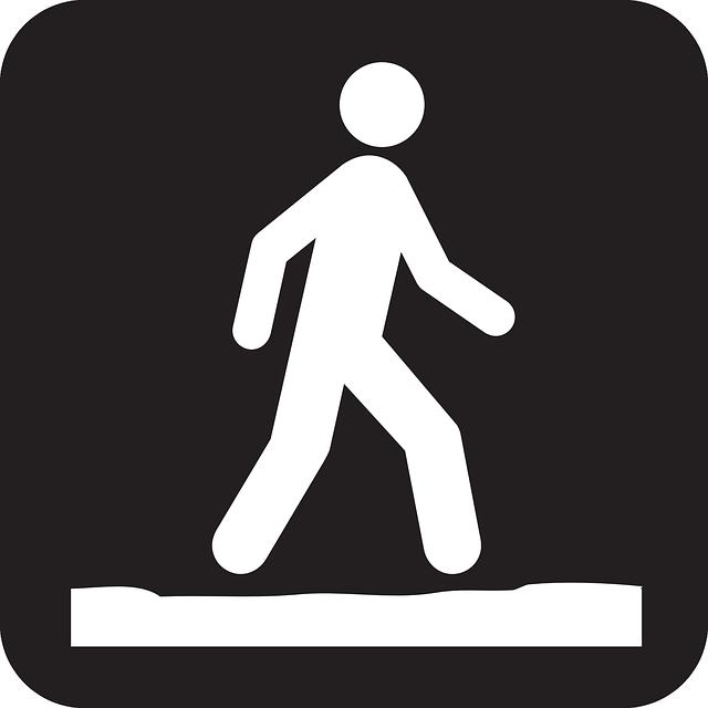 manfaat jalan kaki ke kantor atau tempat kerja