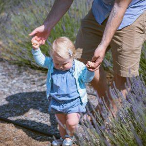 manfaat berjalan kaki untuk bayi Anda